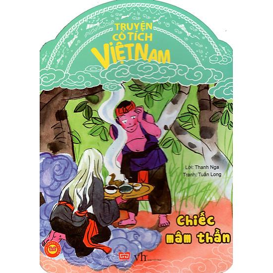 Truyện Cổ Tích Việt Nam – Chiếc Mâm Thần