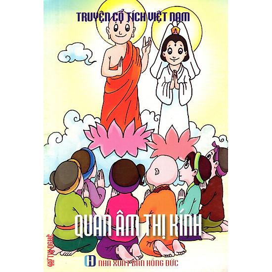 [Download sách] Truyện Cổ Tích Việt Nam - Quan Âm Thị Kính