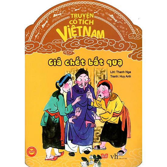 Truyện Cổ Tích Việt Nam - Giả Chết Bắt Quạ - EBOOK/PDF/PRC/EPUB