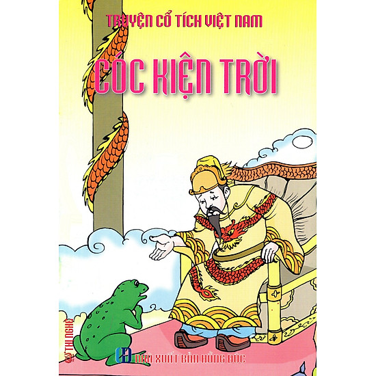 Truyện Cổ Tích Việt Nam – Cóc Kiện Trời
