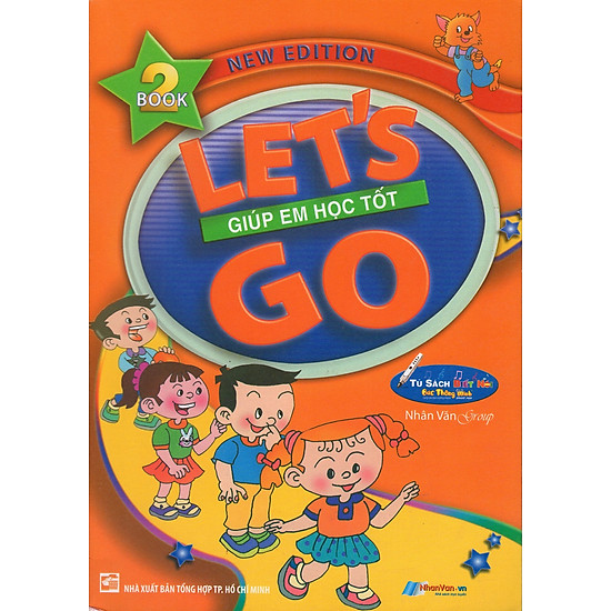Giúp Em Học Tốt – Let′s Go Tập 2 (New Edition)