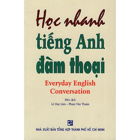 Học Nhanh Tiếng Anh Đàm Thoại – Sách Bỏ Túi