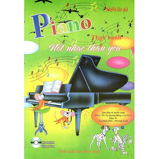 Piano Thực Hành - Nốt Nhạc Thân Yêu