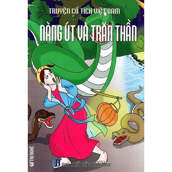 Truyện Cổ Tích Việt Nam – Nàng Út Và Trăn Thần