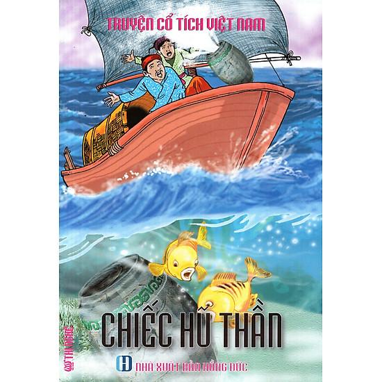 Truyện Cổ Tích Việt Nam – Chiếc Hũ Thần