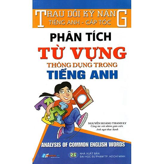 [Download Sách] Phân Tích Từ Vựng Thông Dụng Trong Tiếng Anh