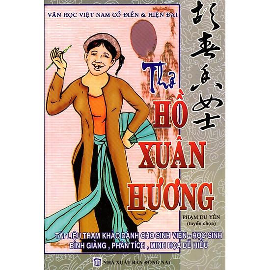Hình ảnh download sách Văn Học Việt Nam Cổ Điển & Hiện Đại - Thơ Hồ Xuân Hương