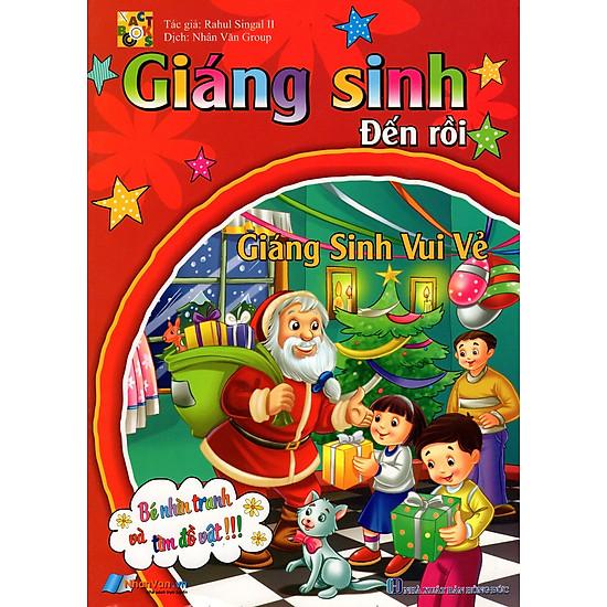 Giáng Sinh Đến Rồi - Giáng Sinh Vui Vẻ