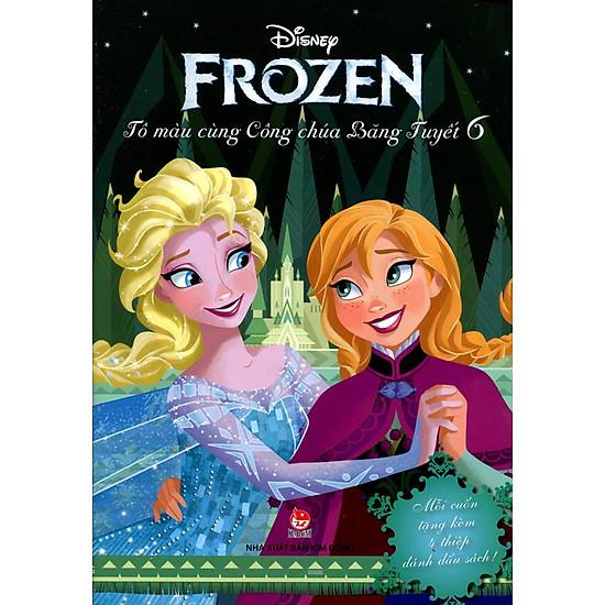 Frozen – Tô Màu Cùng Công Chúa Băng Tuyết (Tập 6)