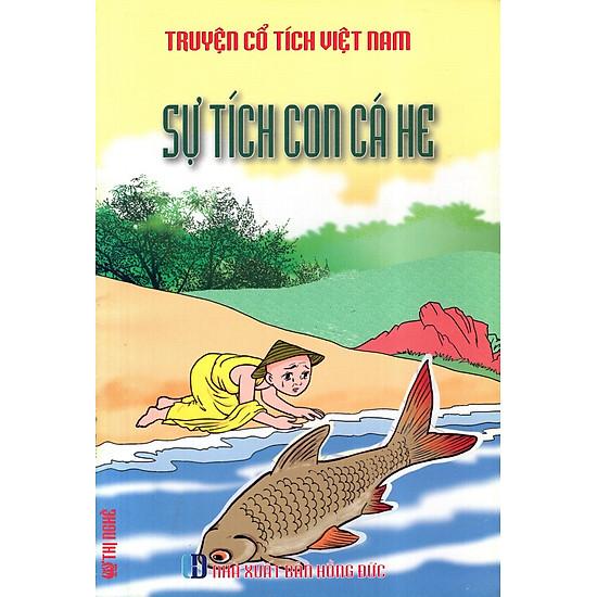 Truyện Cổ Tích Việt Nam – Sự Tích Con Cá He
