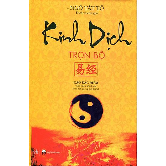 Kinh Dịch Trọn Bộ (Bìa Cứng)