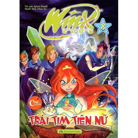 Winx Club – Trái Tim Tiên Nữ