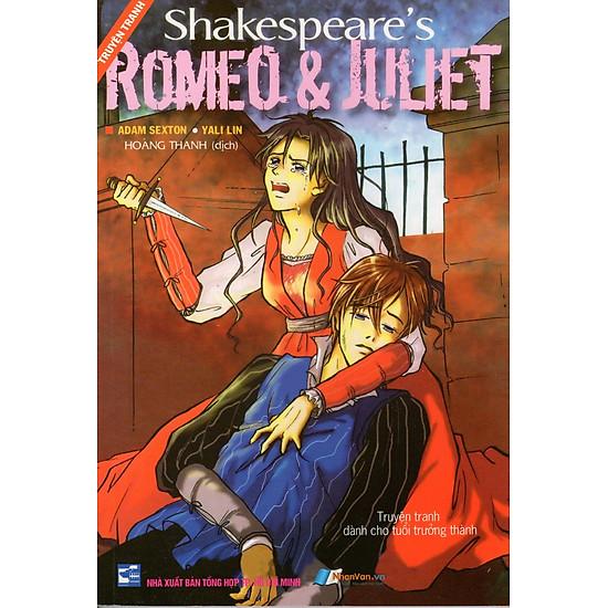 [Download Sách] Romeo & Juliet (Truyện Tranh)