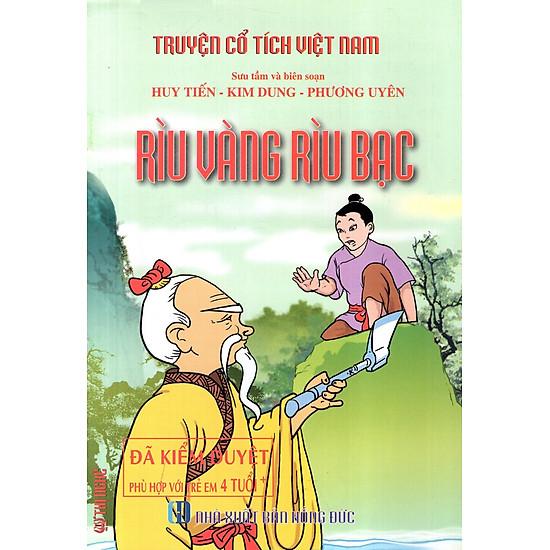 Truyện Cổ Tích Việt Nam – Rìu Vàng Rìu Bạc