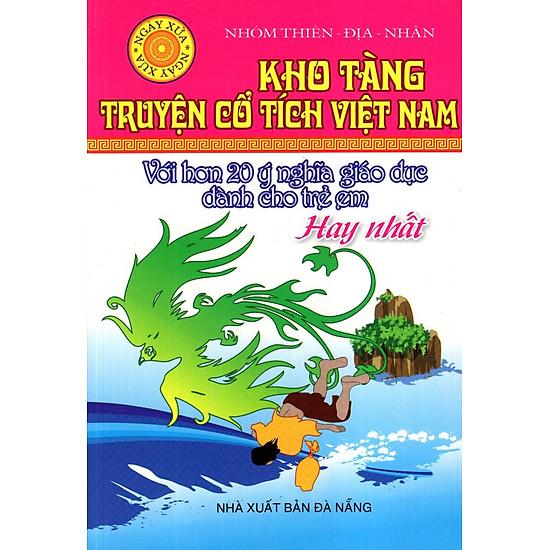 [Download Sách] Kho Tàng Truyện Cổ Tích Việt Nam Hay Nhất