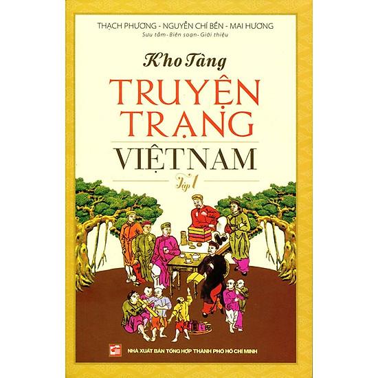 Kho Tàng Truyện Trạng Việt Nam (Tập 1)