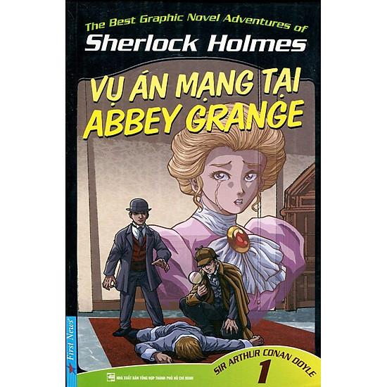 [Download Sách] Combo Những Cuộc Phiêu Lưu Kỳ Thú Của Sherlock Holmes (Tập 1 - 6)