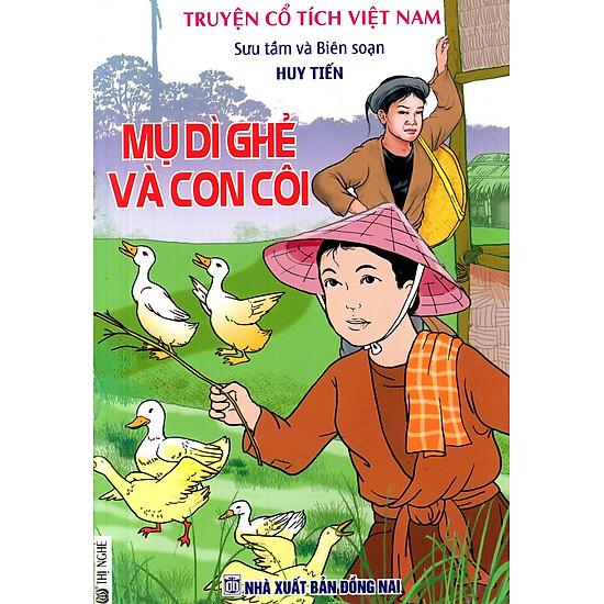 Truyện Cổ Tích Việt Nam – Mụ Dì Ghẻ Và Con Côi