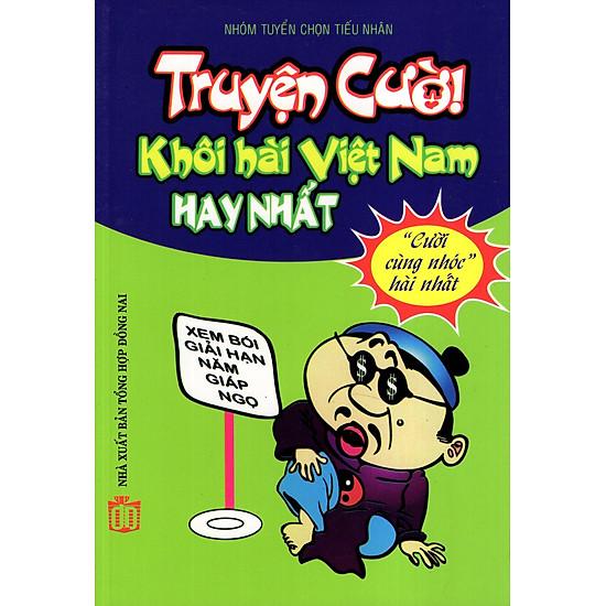 Truyện Cười Khôi Hài Việt Nam Hay Nhất