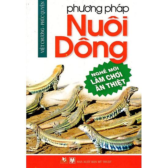 [Download sách] Phương Pháp Nuôi Dông