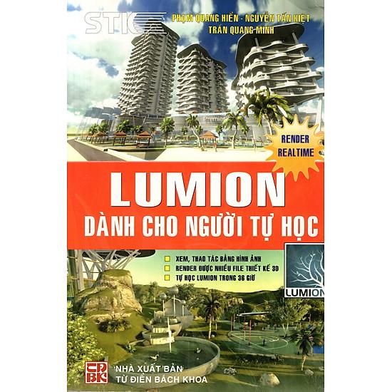 [Download sách] Lumion Dành Cho Người Tự Học