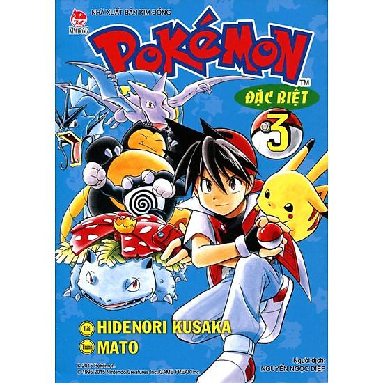 [Download sách] Pokémon Đặc Biệt (Tập 3)
