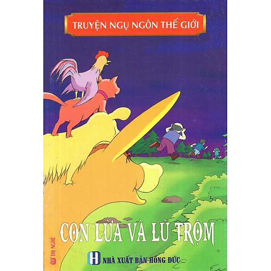 [Download sách] Truyện Ngụ Ngôn Thế Giới - Con Lừa Và Lũ Trộm