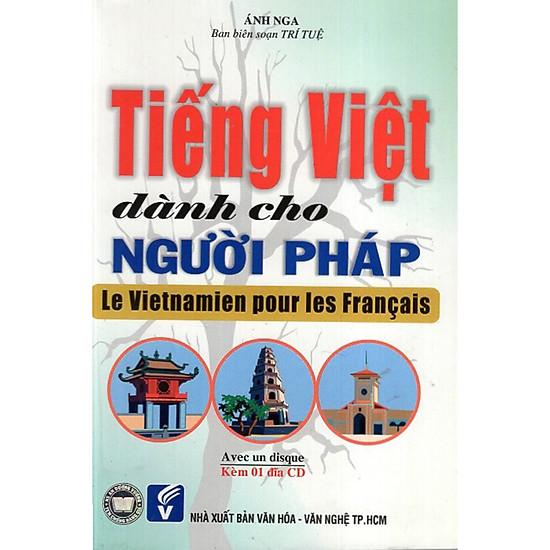 Download sách Tiếng Việt Dành Cho Người Pháp (Kèm CD)