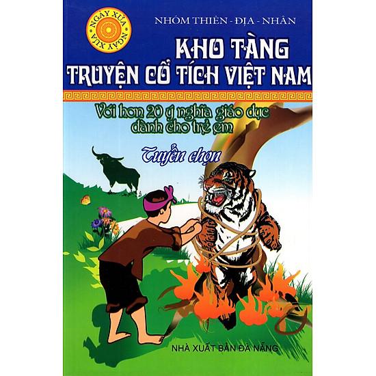 [Download Sách] Kho Tàng Truyện Tích Việt Nam Tuyển Chọn