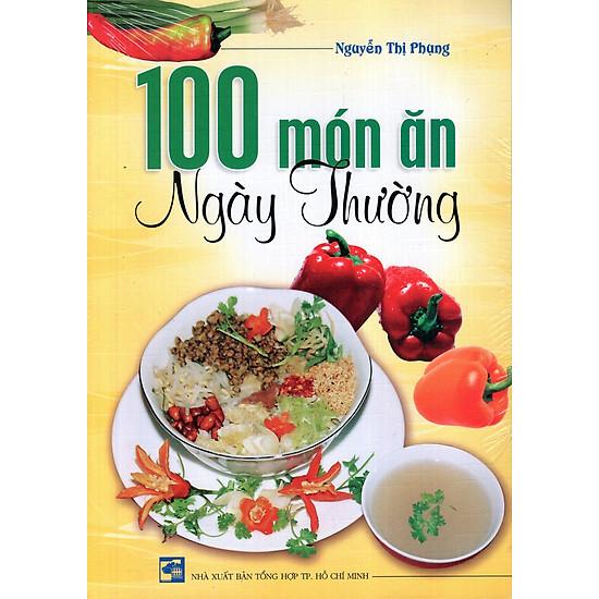 100 Món Ăn Ngày Thường (Xuân Hương)