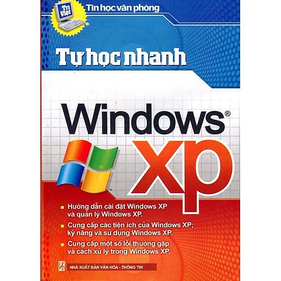 [Download Sách] Tự Học Nhanh Windows XP