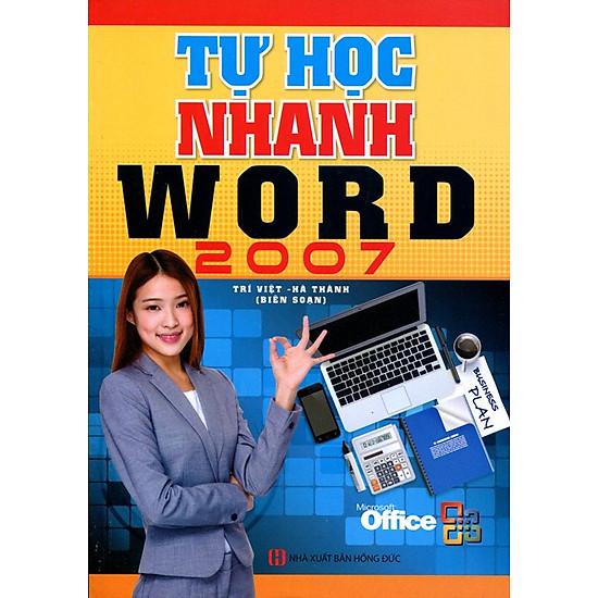 [Download Sách] Tự Học Nhanh Word 2007