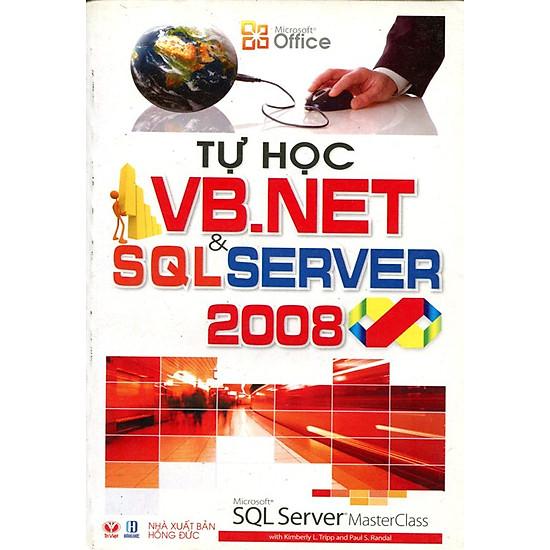 [Download Sách] Tự Học VB.NET Và SQL SERVER 2008