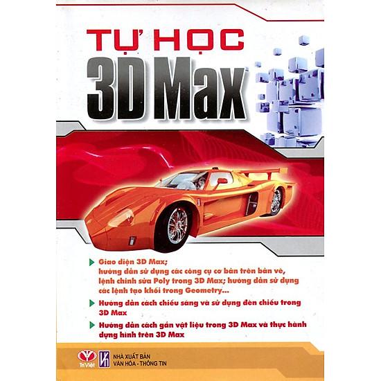 [Download sách] Tự Học 3D Max