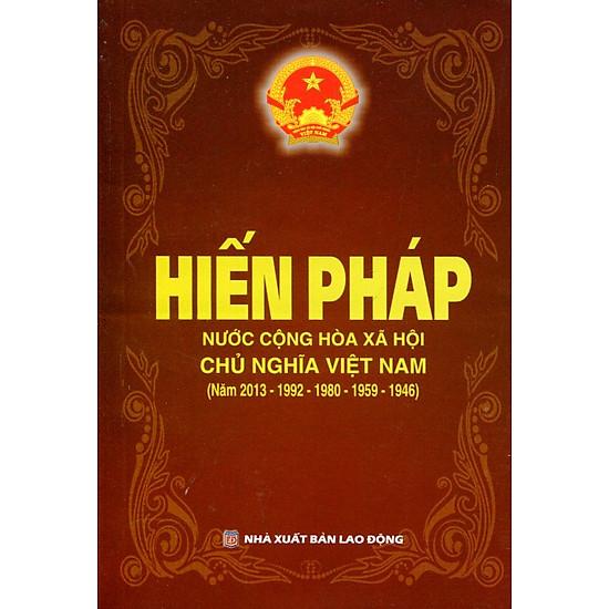 Image result for sách hiến pháp nước cộng hòa xã hội chủ nghĩa việt nam