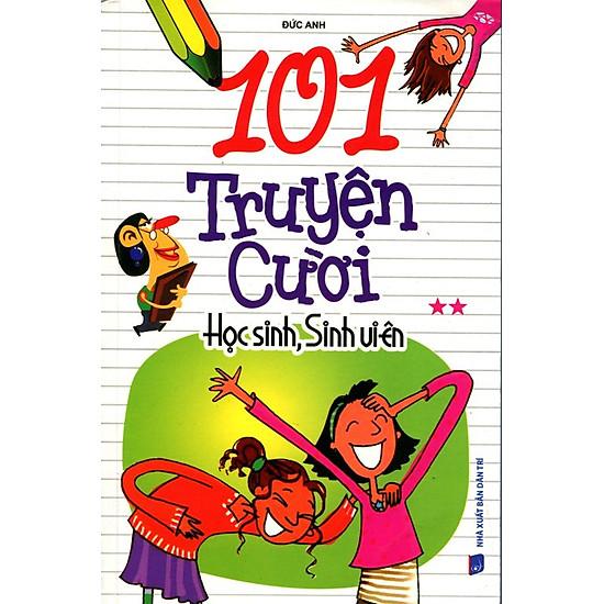 101 Truyện Cười Học Sinh, Sinh Viên (Tập 2)