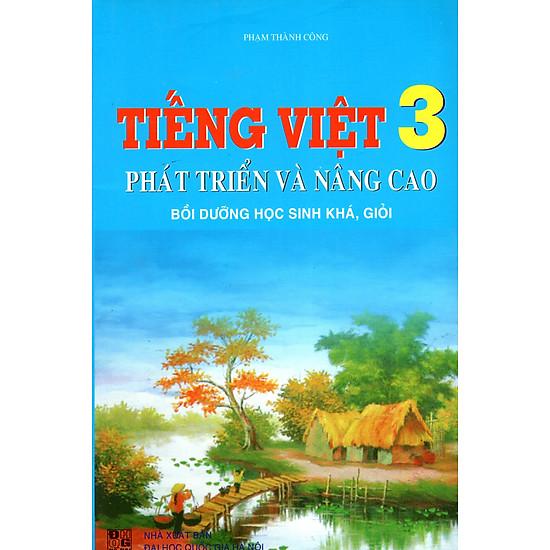 Phát Triển Và Nâng Cao Tiếng Việt Lớp 3