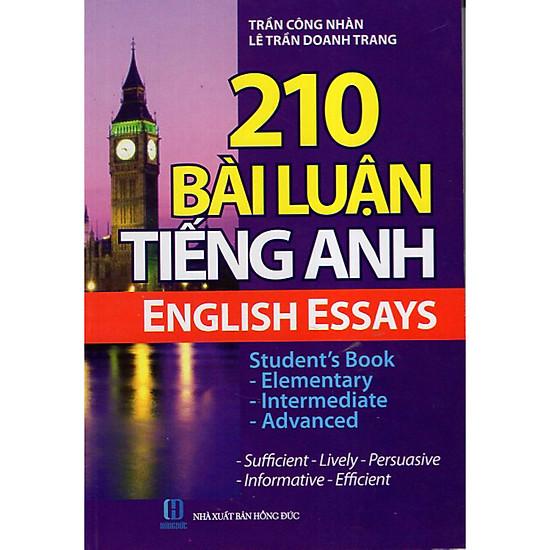 210 Bài Luận Tiếng Anh
