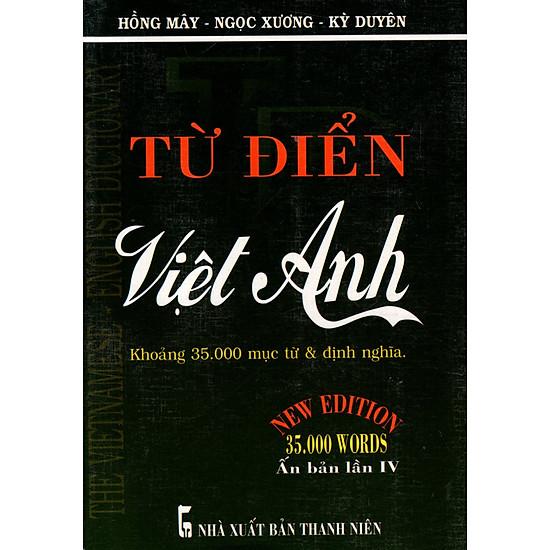 Từ Điển Việt – Anh (Khoảng 35.000 Từ) – Sách Bỏ Túi