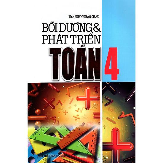 Bồi Dưỡng & Phát Triển Toán Lớp 4 - EBOOK/PDF/PRC/EPUB