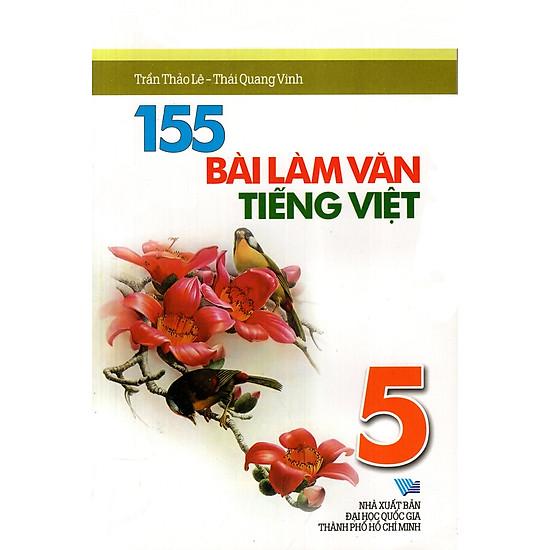155 Bài Làm Văn Tiếng Việt Lớp 5