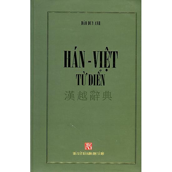 Hán – Việt Từ Điển