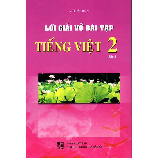Lời Giải Vở Bài Tập Tiếng Việt Lớp 2 (Tập 2)