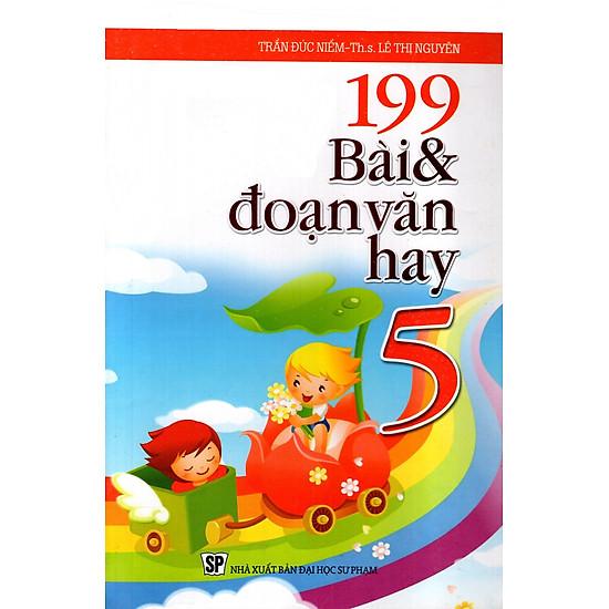199 Bài & Đoạn Văn Hay Lớp 5
