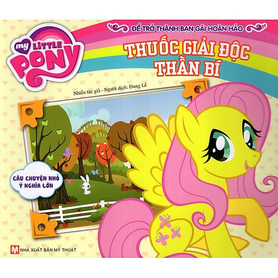 My Little Pony – Thuốc Giải Độc Thần Bí