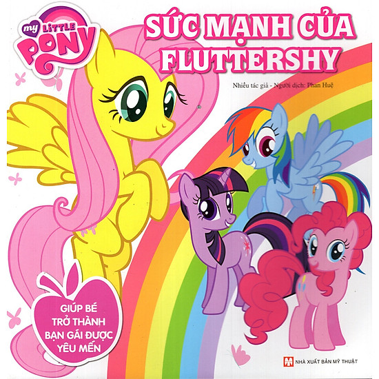 My Little Pony – Sức Mạnh Của Fluttershy