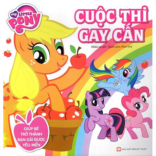 My Little Pony – Cuộc Thi Gây Cấn