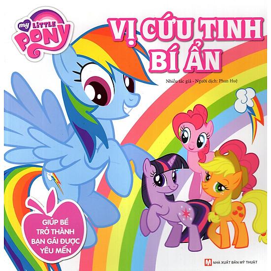 My Little Pony – Vị Cứu Tinh Bí Ẩn