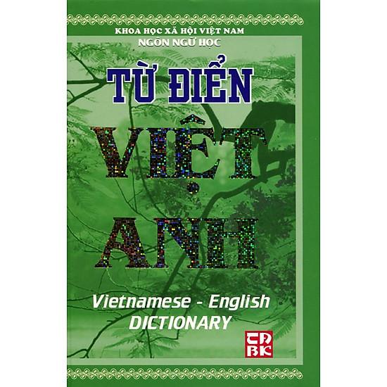[Download Sách] Từ Điển Việt Anh