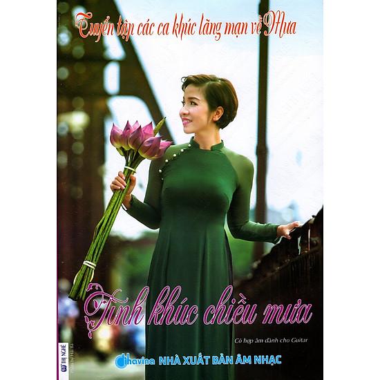 Tuyển Tập Các Ca Khúc Lãng Mạn Về Mưa – Tình Khúc Chiều Mưa (Kèm CD)